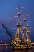 Sailer — Stock Photo