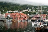 Bay of Bergen — Stock Photo