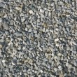 Small-sized gravel - Stock Photo