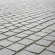 Block pavement. — Stockfoto