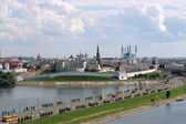 The Kazan Kremlin — Stock Photo