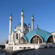 Mosque Kul Sharif in Kazan — Stock Photo #1343191