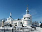 Church in the Raifa Monastery — Stock Photo