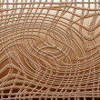 Stock Photo: Background imitating interweaving ropes