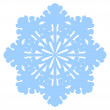 Snowflake — Stock Vector #1378431