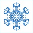 Snowflake — Stock Vector #1447062