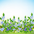Summer meadow — Stock Vector #1469886