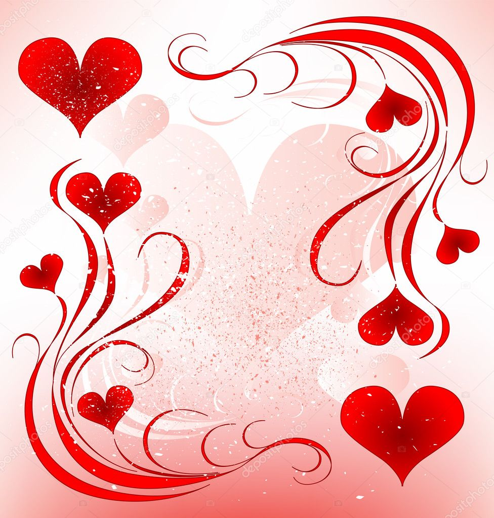 Valentines day design — Stock vektor #1506710