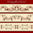 Royalty-Free Stock Vector Image: Vintage borders
