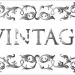 Vintage floral frame — Stock Vector #1551627