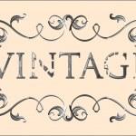 Vintage floral frame — Stock Vector #1596041