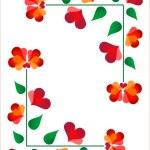 Floral designe — Stock Vector #1642336