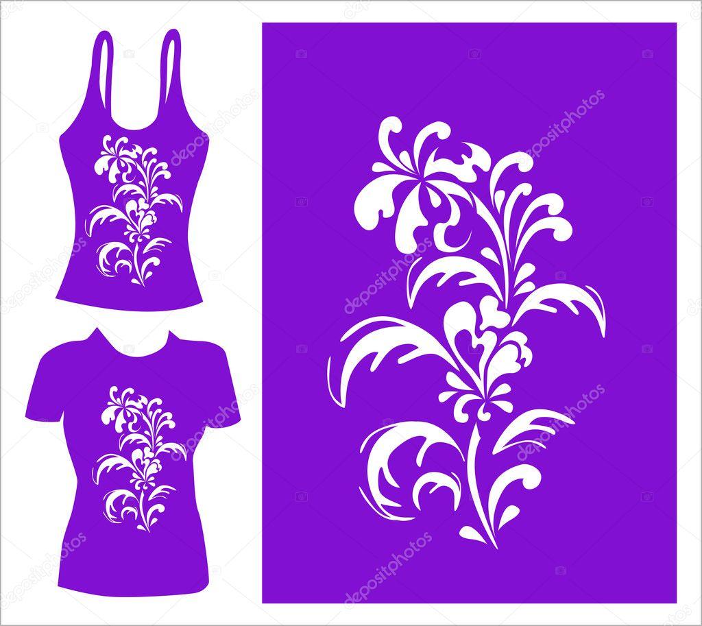 Shirt design vector - T Shirt Design Vector Illustration Eps 8 Vector By Sannare
