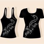 T-shirt design — Stock Vector #2338598