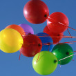 Royalty-Free Stock Photo: Group of balloons