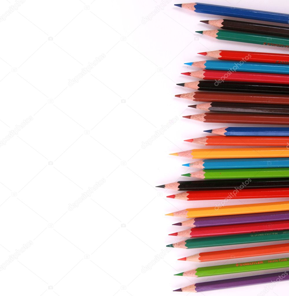 Color pencil — Stock Photo #1220477