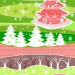 Stock Vector: Winter