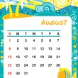 August - 