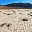 The cracked ground in desert - Photo