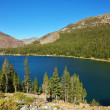 Stock Photo: Lake Tioga