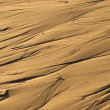 Sandy waves - Stock Photo