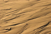 Sandy waves — Stock Photo