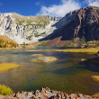 Picturesque lake on pass Tioga — Stock Photo #2687257