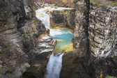 La cascada de caídas — Foto de Stock