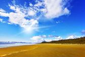 島は正午のバンクーバー — ストック写真