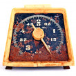 Royalty-Free Stock Photo: Old rusty scales