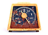 Old rusty scales — Stock Photo