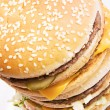 Cheeseburger — Stock Photo #1223920
