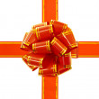 Royalty-Free Stock Photo: Gift bow