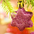 Christmas decoration — Stock Photo #1242771