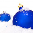 Christmas balls — Stock Photo #1244965