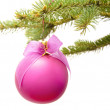 Christmas ball — Stock Photo #1245453