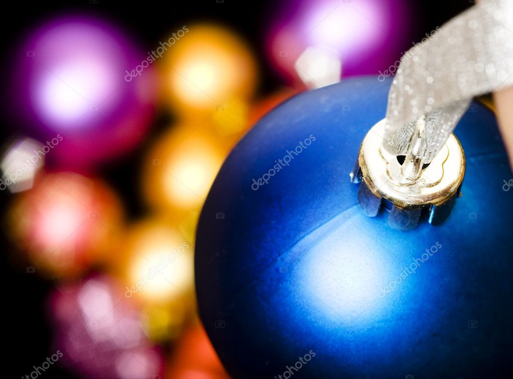 Christmas decoration  — Stock Photo #1241518