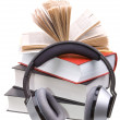 Audio book — Stock Photo #1262917