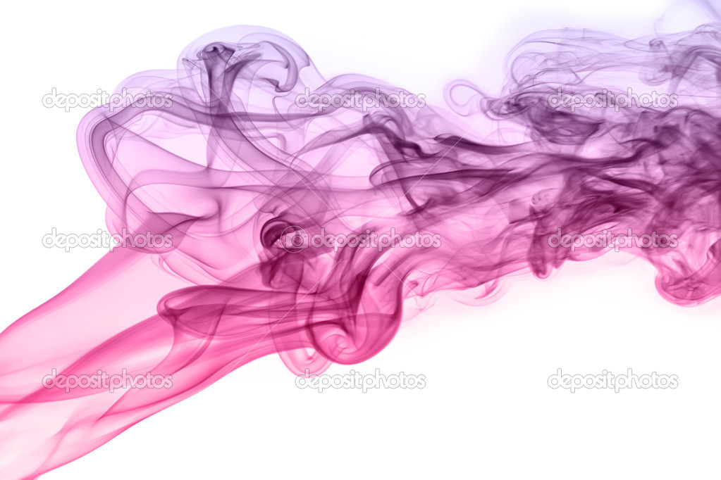 Beautiful color smoke. — Stock Photo #1308828