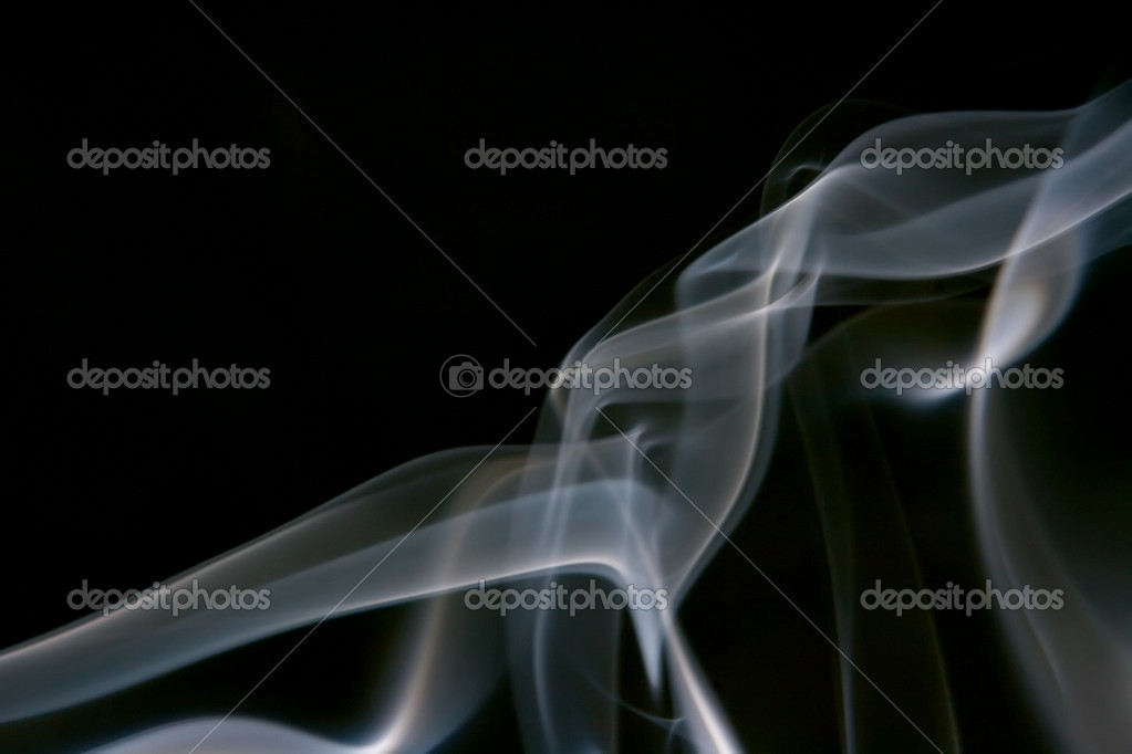Background of beautiful color smoke  — Foto de Stock   #1310509