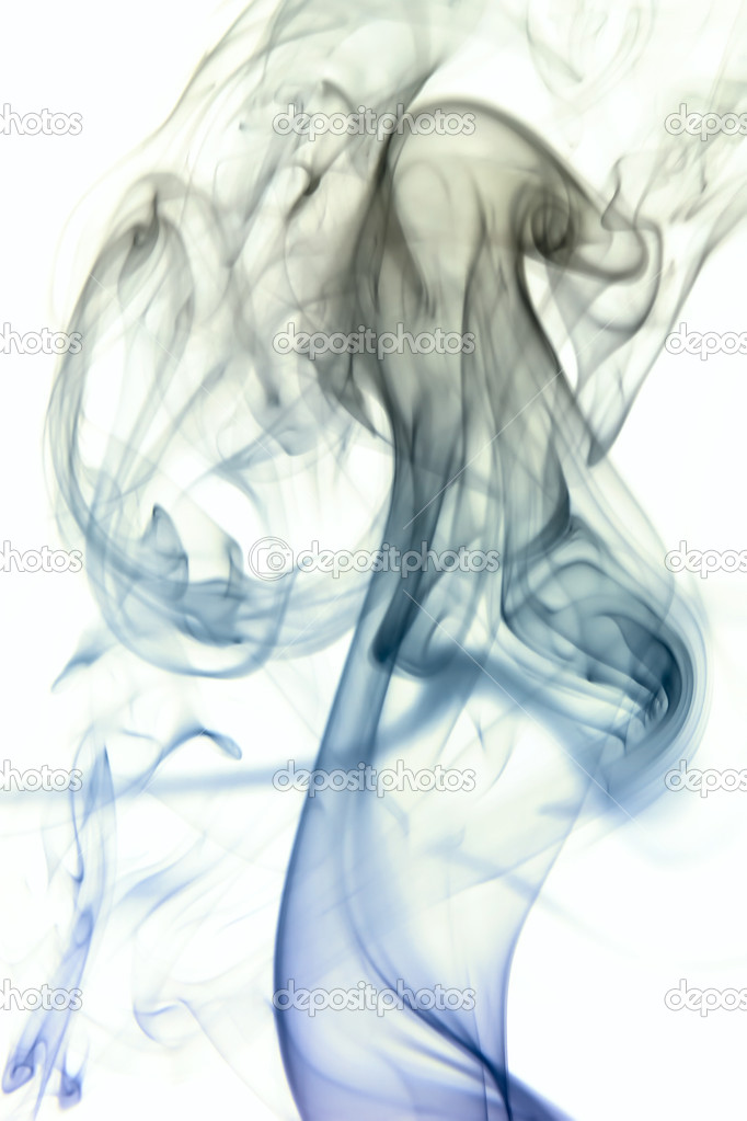 Abstract background of beautiful color smoke waves. — Stock Photo #1310959