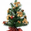 New-year tree — Stock Photo
