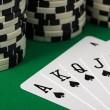 Best Poker Hand — Stock Photo #2180444