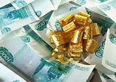 Money as a gift. — Stock Photo