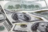 Dollar Bills — Stock Photo