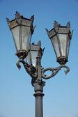 Lamp Pole — Stock Photo