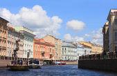 View of St. Petersburg, — Stock Photo