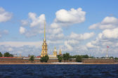 View of St. Petersburg — Stock Photo