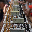 Chess competition — Foto de stock #1417043