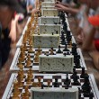 Stock Photo: Chess competition